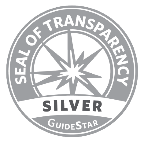 Seal of Transparency Silver GuideStar